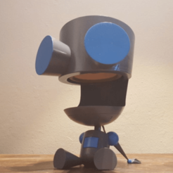 Free 3D model Gir Speakers, Job