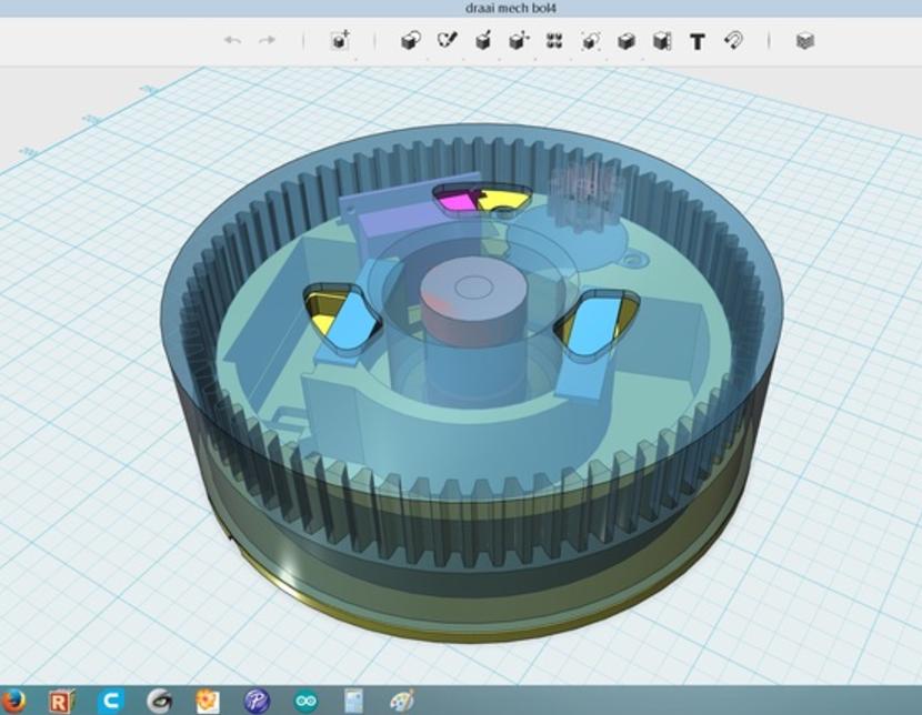 Capture d'écran 2017-05-29 à 12.39.29.png Download free STL file Light evolving lamp • 3D printable design, Job