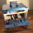 Download free 3D printing templates PCB Vise – Soldering Station, Job