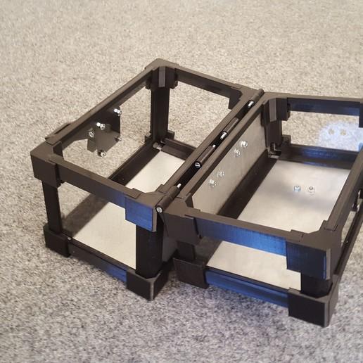 20190818_165014.jpg Download STL file LazyMans Box • Model to 3D print, Job
