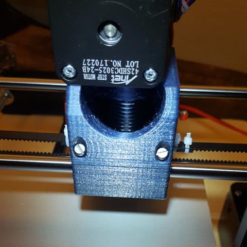 Capture d'écran 2017-05-29 à 09.53.13.png Download free STL file Anet A6 J-Hotend mod • 3D printer object, Job