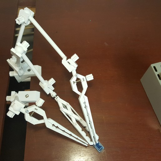 20190814_171658.jpg Download STL file Universal Arm • 3D printable template, Job