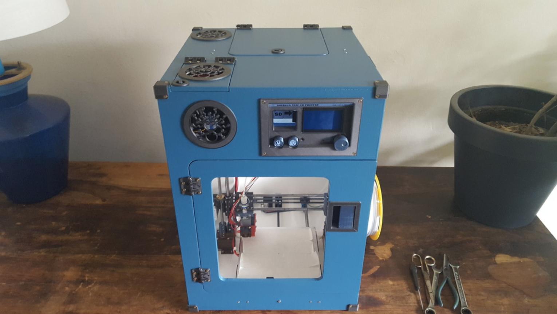 Capture d'écran 2018-02-01 à 10.27.35.png Download free STL file Portable 3D Printer • 3D printable design, Job