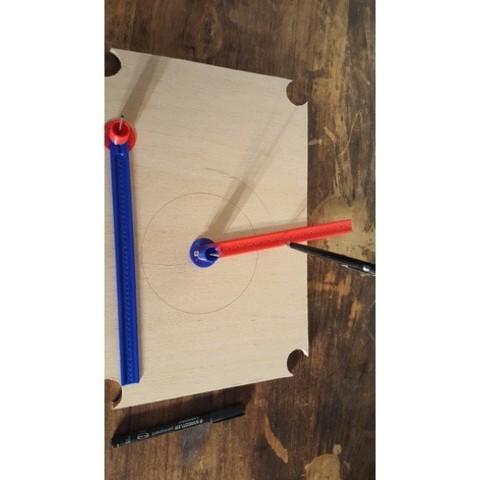 8eab06c46dd4e1abb3c3fba93a06081b_preview_featured.jpg Download free STL file Pair of compasses • 3D printing design, Job