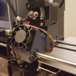 Download free 3D printer files Anet A6 J-Hotend mod, Job