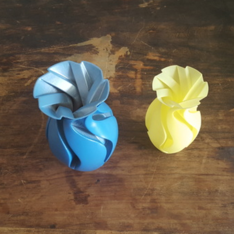 Capture d'écran 2018-05-11 à 12.16.22.png Download free STL file Experimental Vase 2 • 3D print object, Job