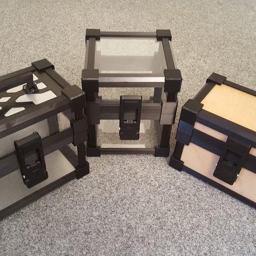 20190818_165317.jpg Download STL file LazyMans Box • Model to 3D print, Job