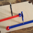 Free 3d printer designs Pair of compasses, Job