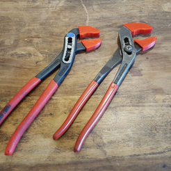 Free 3d model Covers for pliers, Job