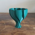 Capture d'écran 2018-05-02 à 11.43.22.png Download free STL file Grail Vase • 3D printer design, Job