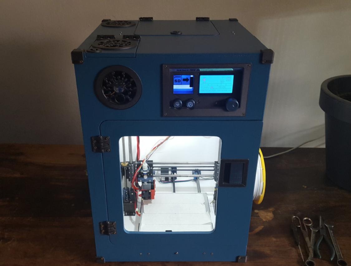 Capture d'écran 2018-02-01 à 10.27.50.png Download free STL file Portable 3D Printer • 3D printable design, Job