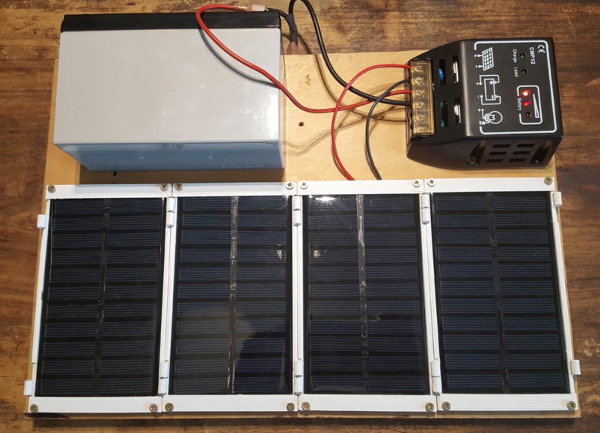 Capture d'écran 2017-11-06 à 16.46.56.png Download free STL file Solar Panel Holder • Object to 3D print, Job