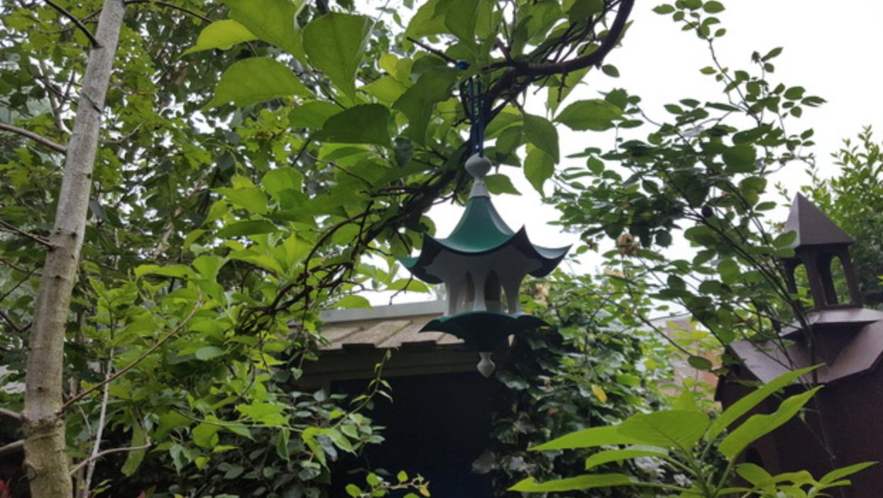 Capture d'écran 2018-06-06 à 11.19.38.png Download free STL file Little Bird Feeder Air Temple • 3D printer model, Job