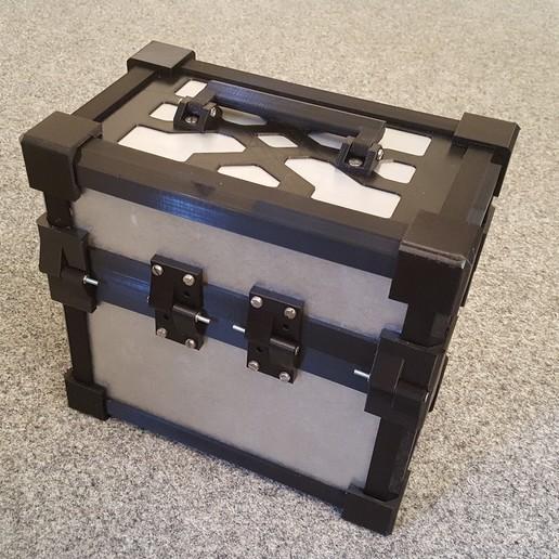 20190818_164933.jpg Download STL file LazyMans Box • Model to 3D print, Job