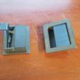 Capture d'écran 2018-01-12 à 14.21.45.png Download free STL file Door Handles • Object to 3D print, Job