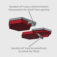 medalion2.png Download free STL file Secret geometry medallion • 3D printable model, Job