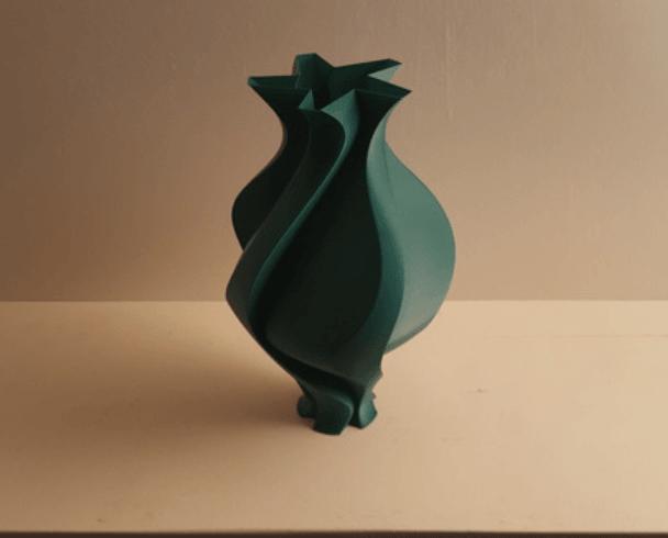 Capture d'écran 2018-03-19 à 15.12.33.png Download free STL file Leave Vase • Model to 3D print, Job