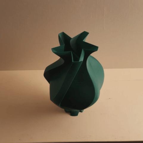 Capture d'écran 2018-03-19 à 15.12.29.png Download free STL file Leave Vase • Model to 3D print, Job