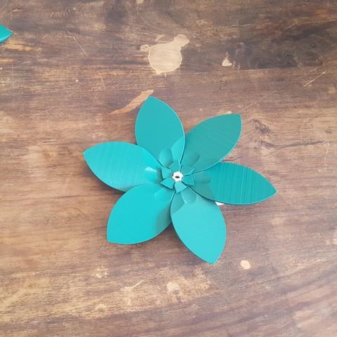 20190706_102423.jpg Download STL file Flower Puzzle • 3D print design, Job
