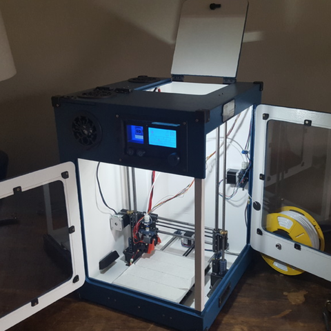 Capture d'écran 2018-02-01 à 10.28.07.png Download free STL file Portable 3D Printer • 3D printable design, Job