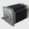Capture d'écran 2018-04-20 à 12.07.27.png Download free STL file Stepper Motor JK57HS76-2804-14 Mock up model • 3D printable object, Job