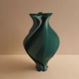 Download free 3D model Leave Vase, Job