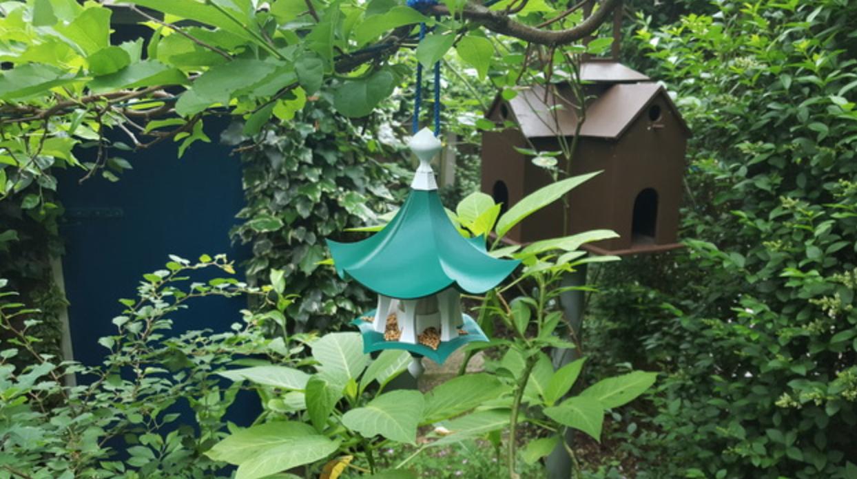 Capture d'écran 2018-06-06 à 11.19.12.png Download free STL file Little Bird Feeder Air Temple • 3D printer model, Job