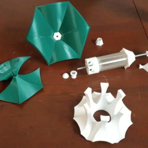 Capture d'écran 2018-06-06 à 11.19.57.png Download free STL file Little Bird Feeder Air Temple • 3D printer model, Job