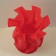 Free Classic Carved Vase 3D printer file, Job