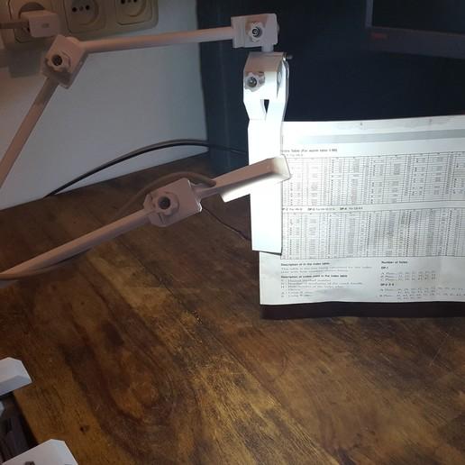 20190814_142204.jpg Download STL file Universal Arm • 3D printable template, Job