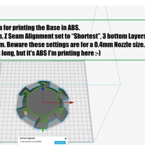 Capture d'écran 2018-05-21 à 15.49.58.png Download free STL file Golden Wave Lamp • 3D printing model, Job