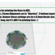 Free 3D print files Golden Wave Lamp, Job