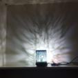 Free 3D printer designs Bearing Mechanism Lamp, Job