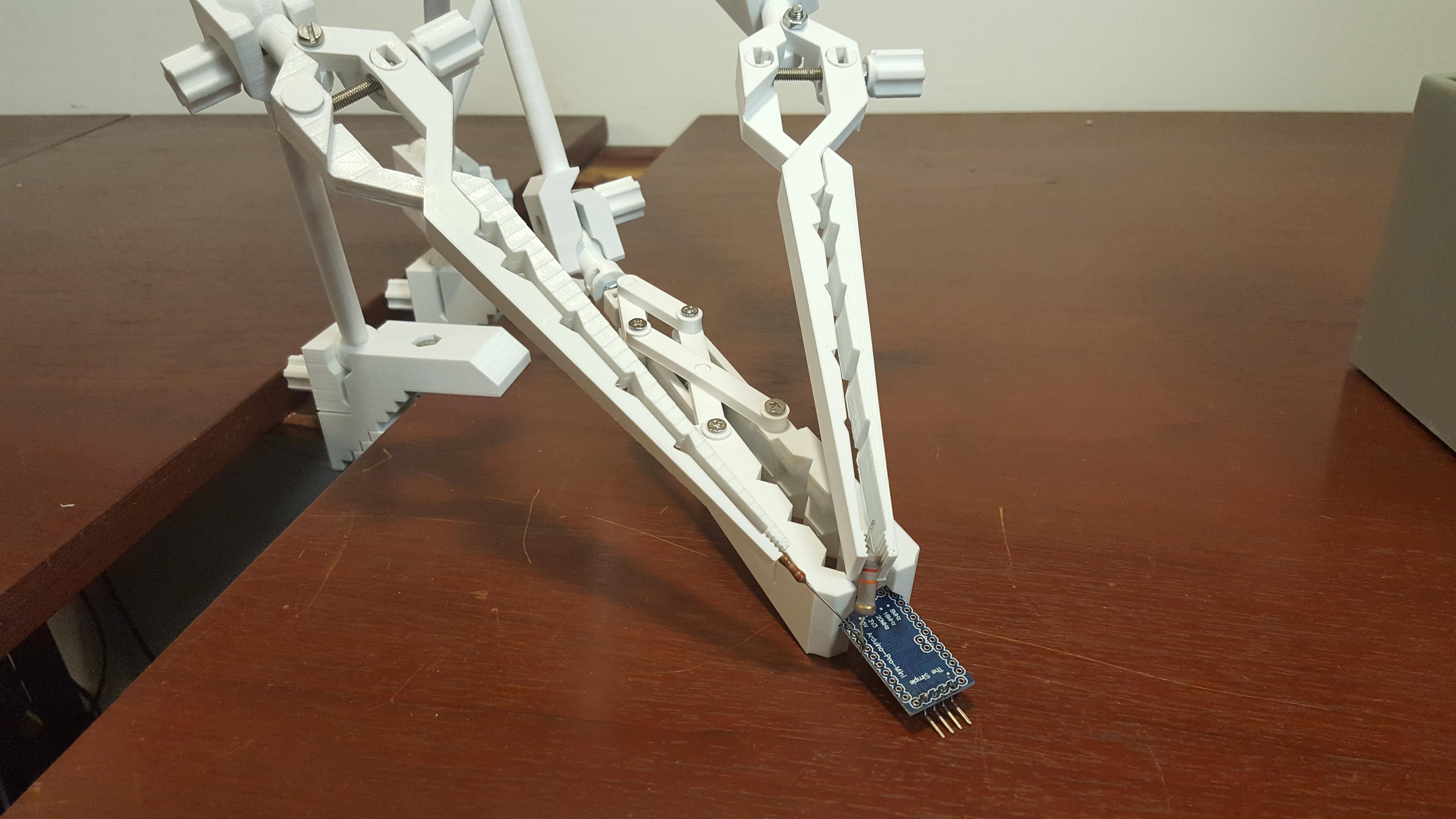 20190814_171715.jpg Download STL file Universal Arm • 3D printable template, Job