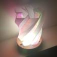Capture d'écran 2017-05-29 à 10.04.50.png Télécharger fichier STL gratuit Lampe Pentagram • Objet imprimable en 3D, Job