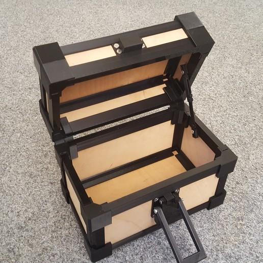 20190818_164258.jpg Download STL file LazyMans Box • Model to 3D print, Job