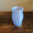 Free 3D printer designs Wave Lamp 2, Job