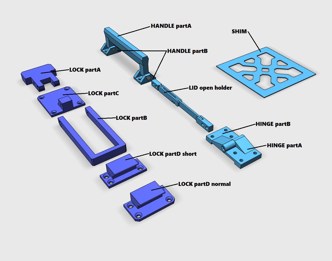 2.png Download STL file LazyMans Box • Model to 3D print, Job