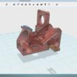 Free Anet A6 J-Hotend mod 3D model, Job