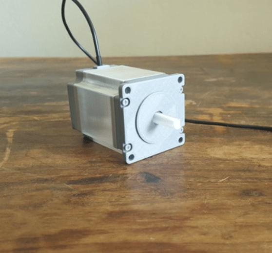 Capture d'écran 2018-04-25 à 10.19.23.png Télécharger fichier STL gratuit Nema 23 Lampe à moteur pas à pas • Objet à imprimer en 3D, Job