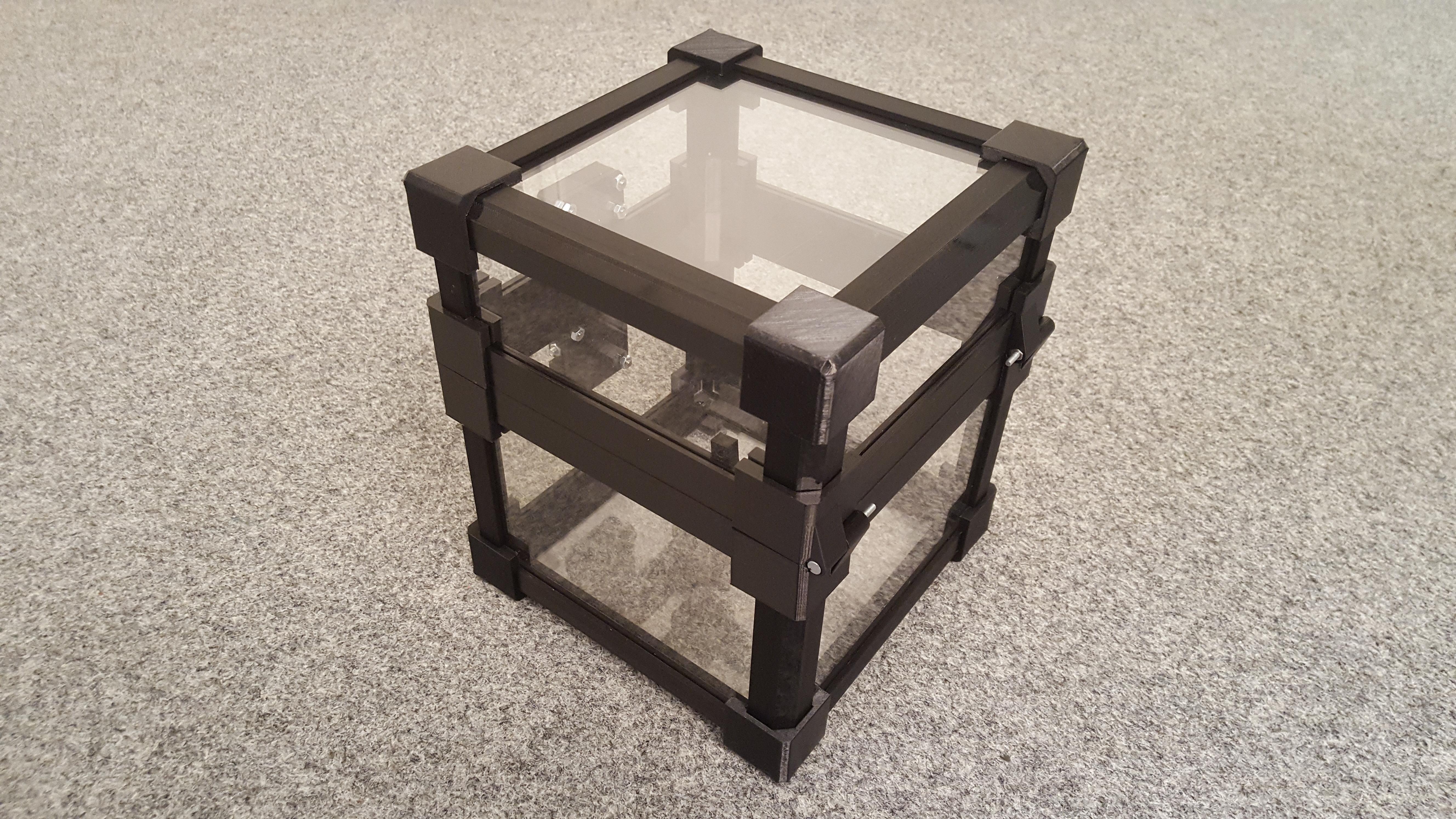 20190818_164650.jpg Download STL file LazyMans Box • Model to 3D print, Job