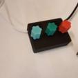 Descargar Modelos 3D para imprimir gratis Controlador LED simple, Job