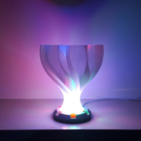 Capture d'écran 2018-05-02 à 11.43.14.png Download free STL file Grail Vase • 3D printer design, Job