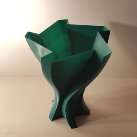 Archivos 3D gratis Test Vase 4, Job