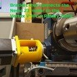 Descargar archivo 3D gratis Vértice V-HV-4 & HBM BF 25 Vario a soporte Nema 23, Job