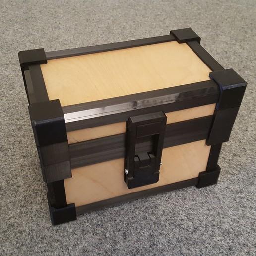 20190818_164233.jpg Download STL file LazyMans Box • Model to 3D print, Job