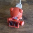 Descargar diseños 3D gratis SD lector hombre, Job