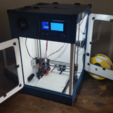 Free 3D printer files Portable 3D Printer, Job