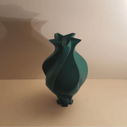 Capture d'écran 2018-03-19 à 15.12.20.png Download free STL file Leave Vase • Model to 3D print, Job