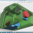 Download free 3D printing files Hotend setup for custom router, Job